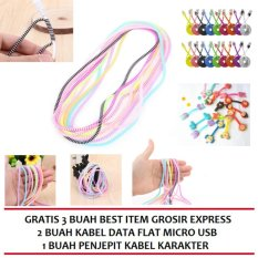 Otg Smart Cardreader Connection Kit Hijau Free 4 Pelindung Kabel 2 Source · Kabel 2 In