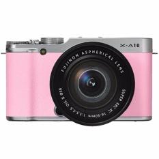 Kamera Fujifilm X-A10 Kit 16-50mm