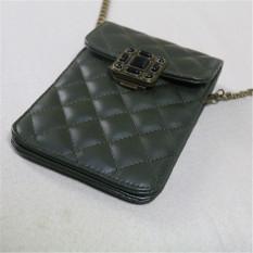 Kecil angin harum retro Mini dompet koin paket handphone tas