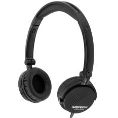 KEENION KDM - 903 Foldable Headphone With Microphone Answer Phone Function (BLACK)