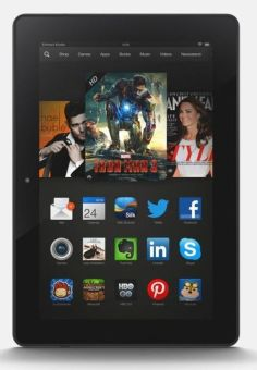 Kindle Amazon Fire HDX 8.9 – 16 GB – 4th Generation