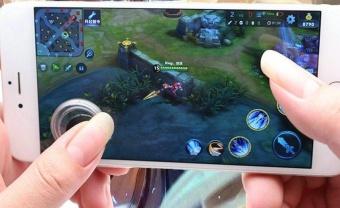 Smartphone Fling Mini Joysticks Zero AnyTouch Screen Joystick Perfect Mobile Game Controller.