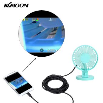 KKmoon 5.5 mm 3.5 m mini usb digital kamera untuk pemeriksaan endoskopi dapat disesuaikan kecerahan Android telepon PC.
