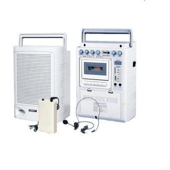 KREZT Portable Amplifier (PA) HDT8820U - Putih