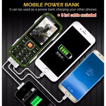 KUH T998 Handphone Multifungsi Power Bank
