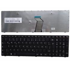 LA 100% New Keyboard FOR LENOVO S300 S400 S405 S415 Laptop Keyboard White (Intl)