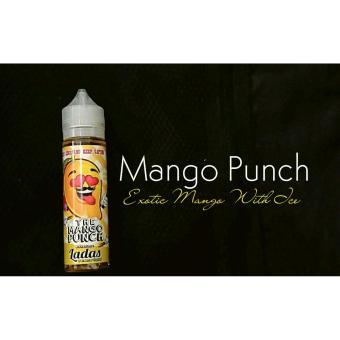 Ladas Premium E-liquid Vapor Mango Punch 60ml Nic 3