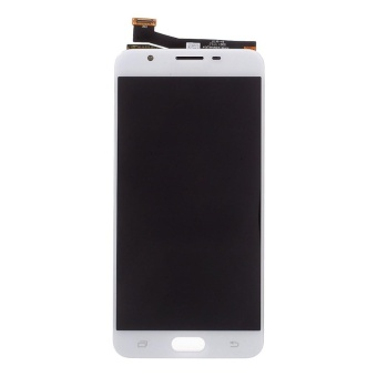 Lcd Screen Touch Display Complete Replacementparts Black For Samsung Galaxy J7 Prime G610