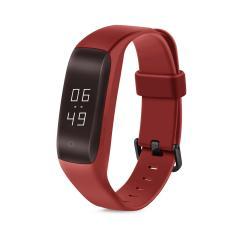 Lenovo HW01 Smart Bracelet for Android IOS(Red) - intl