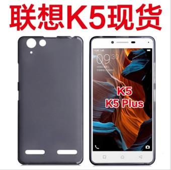Lenovo k5/k5plus ultra-tipis transparan silikon soft shell set ponsel
