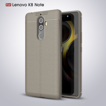 transparan ultra-tipis menjatuhkan Drop handphone shell. Source · Lenovo K8note .