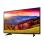 """LG 43"""" LED Digital Ultra HD Smart TV - Hitam (Model 43UH610T)"""