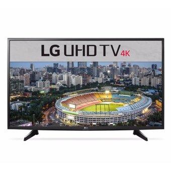 "LG 43UH610T 43"" 4K UHD HDR Smart LED LCD TV - Gratis Pengiriman Bali, Surabaya, Mojokerto, Kediri, Madiun, Jogja, Denpasar"