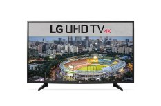 LG 49 Inch UHD 4K Flat Smart LED TV 49UH610T - Khusus Area Jadetabek