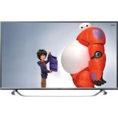 "LG 65"" - UHD 4K Smart TV 65UF770T - Hitam"