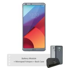 LG G6 H870DS - LTE - 64GB - Free Battery Modul - Fotopro - Backcase