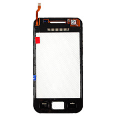 LL Trader Touch Screen Digitizer Glass Lens (Black) For SamsungGalaxy Ace S5830.5830i + Repair Tool Kits