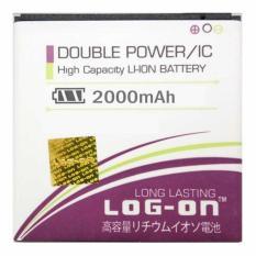 Log On Battery Baterai Double Power BST-43 SONY ERICSSON J108 - 2000mah