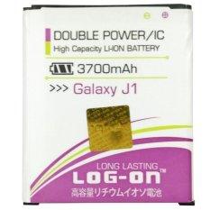 Log On Battery Baterai Double Power Samsung J1 2016 - 4000mah