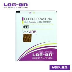 LOG-ON Battery Untuk Mito A95