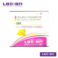 LOG-ON Battery Untuk Mito Fantasy U A60