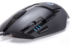 Logitech G402 Hyperion Fury Gaming Mouse - Hitam