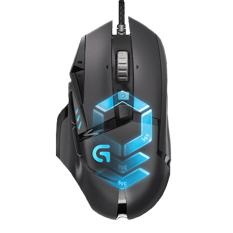 Logitech G502 Gaming Mouse Spectrum Core - Original - Hitam