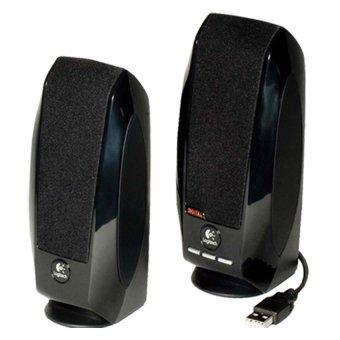 Logitech S 150 USB Speaker - Hitam