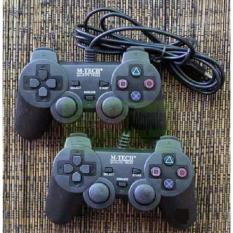 M-Tech Gamepad Double Getar Black - Stick PC/ Laptop...