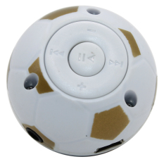 M-Tech Mp3 Player - Model Bola - Gold