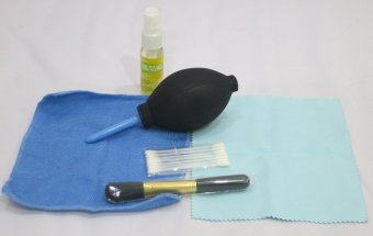 M-Tech Pembersih Super Cleaning Set - LCD Cleaner Pompa 6 in 1