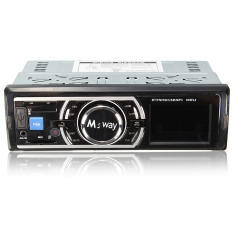 M.way Car Radio Bluetooth Stereo Head Unit MP3 Player / USB / SD / AUX / FM For Ipod (Intl)