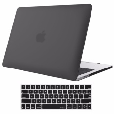 Frosted shell MacBook Case,MacBook Pro (A1706/A1708)13 inch Case 2017 & 2016 Release A1706/A1708, (With keyboard membrane)Pro Case –(Black) - intl