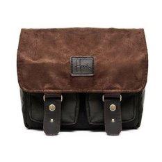 Marlow Jean - Tas Kamera Fashion Sling Bag Messanger - Hijau Tua