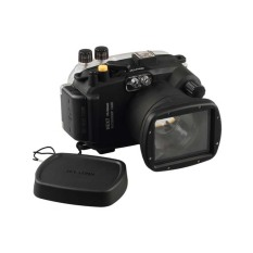 Meikon 40M Waterproof Underwater Canon Housing Case For Sony NEX-7 18-55mm Lens