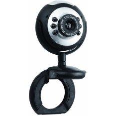 Merkury Innovations Live USB Webcam With Clip (MWC310)
