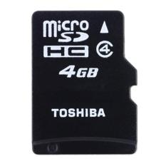 Micro SD Card Toshiba Original 4GB Non Packing
