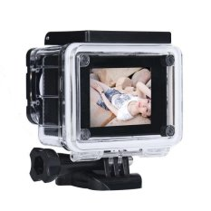 Mini 1080P Full HD DV Sports Recorder Car Waterproof Action Camera Camcorder Yellow - intl