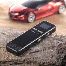 Mini BENJIE S1 Professional 8GB Chutty Running 3D HIFI MP3 Player Hgih Quality Sports MP3 With Records MP3 Player - Intl