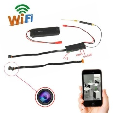 Mini HD 1080P WIFI Camera Video Recorder Security Surveillance DV For iPhone - intl