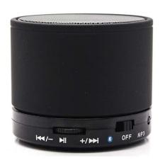 Mini Super Bass Portable Bluetooth Speaker - S10 - (Black).