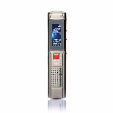 Mini USB 8GB Digital LCD Audio Voice Recorder Pen MP3 Player Dictaphone (Intl)