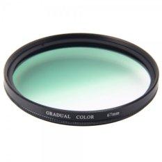 Miraculous Gradient Camera Lens Filter Gradual