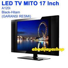 MITO LED TV 17 Inch A120 A120i (GARANSI RESMI)