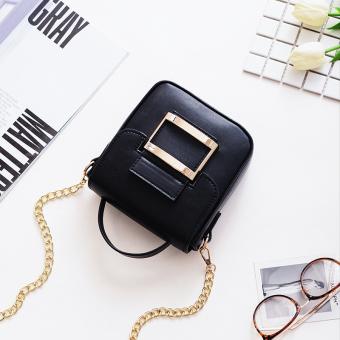 Mode Mini tas rantai bahu Messenger bag handphone tas