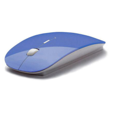 Moonar Wireless Optical Mouse 2.4G USB Receiver Mice Blue