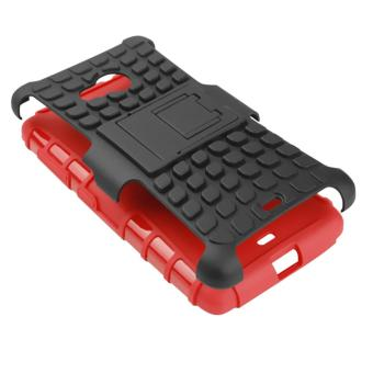 Mooncase Case For Microsoft Lumia 535 Detachable 2 In 1 Shockproof Tough Rugged .