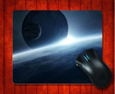 MousePad Blue Planets57 Space For Mouse Mat 240*200*3mm Gaming Mice Pad - Intl