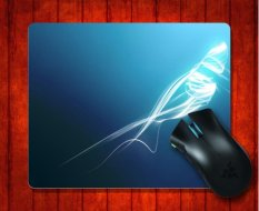 MousePad Fish In The Sea Abstract for Mouse mat 240 200 3mm Gaming .