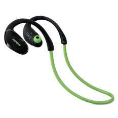 Mpow Cheetah Bluetooth 4.1 Wireless Headphones Stereo Sport Running Gym Exercise Headsets Earphones Hands-free Calling Car Earbuds-green - Intl